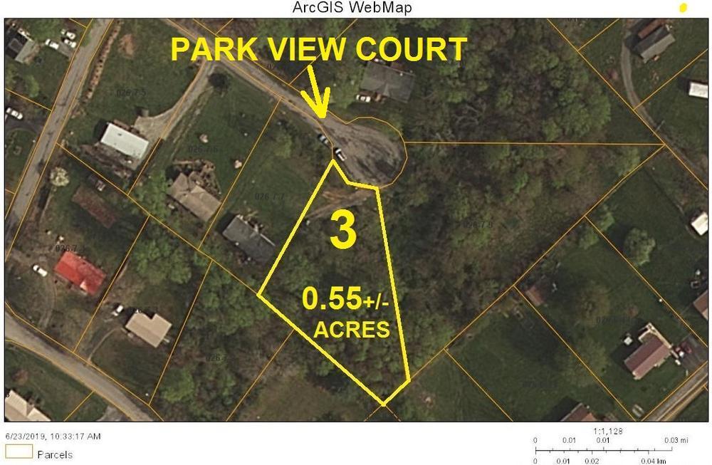 Lot # 8 of Twin Oak Estates Survey 3, in 5400 block of Park