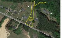 4345 Hopkins Road, Middlesex, NC 27557 – 0.82 +/- Acres Parcel, cleared with 144 +/- feet highway frontage, Tract 11R on Plat Book 32, Page 20