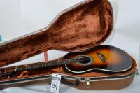 1979 OVATION Custom Balladeer Model #1112, Spruce and Mahogany in Mint Condition Originally Gifted to Owner and Rarely Played