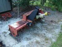 BUSH HOG 5 foot Rotary Tillage/ Tiller Model RTS62-04 Serial #12-03149
