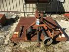 TIGER CUB 5 Foot Rotary Cutter Model C160 LT, 3 pt Hitch