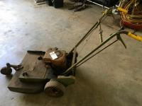 22 Inch BRIGGS and Stratton Brush Hog #92988 Currently Not Working