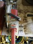 Milwaukee 7-1/2 Inch Saw Model #6370 in Good Working Order
