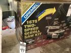 DREMEL #1675 2 Speed Scroll Saw Kit New In Box