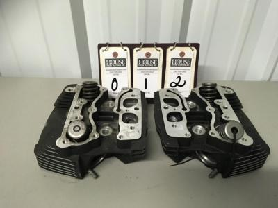 HARLEY DAVIDSON Cylinder Heads 16723-99 Front and Rear