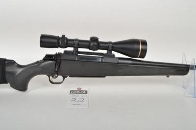 BROWNING Model Cal. .30-06 Springfield Bolt Action Rifle. Excellent Condition w/ LEUPOLD, Vari-XIII Scope. Ser # 13587NT8C7