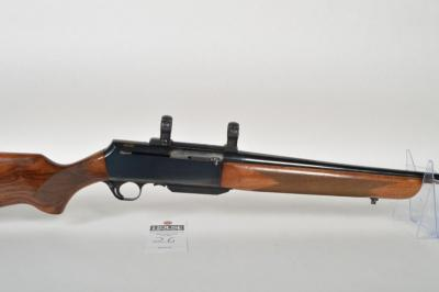 BROWNING Model BAR Cal. .7mm Remington Magnum Semi-Auto Rifle. Excellent Condition. Ser # 137PZ13388