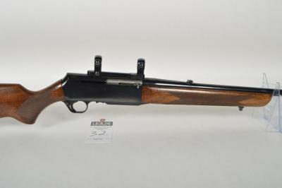 BROWNING Model BAR Cal. .30-06 Semi-Automatic Rifle. Excellent Condition. Ser # 137RP07778