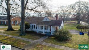 213 N. Walnut Street, Spring Hope, NC 27882, 3 BR, 2 Bath Home on Prime Corner Lot, Carport, Paved Driveway & Parking, Spacious Wrap-Around Front Porch