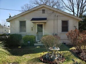 311 W. Branch Street, Spring Hope, NC 27882,  2 BR, 1 Bath Home, Excellent Income Producing Property,  Water & Sewer by Town of Spring Hope, Zoned R-8
