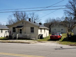 307 W. Branch Street, Spring Hope, NC 27882,  2 BR, 1 Bath Home, Excellent Income Producing Property,  Water & Sewer by Town of Spring Hope, Zoned R-8