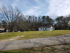 0.13 +/- Acre Lot at end of Risen Hill Street and rear of 210 S. Poplar Street, Spring Hope, NC 27882, Water & Sewer by Town of Spring Hope, Zoned R-8