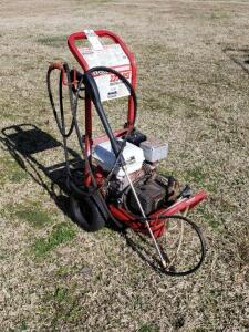 EX-CELL 2200 PSI Pressure Washer w/ HONDA GX 160 5.5