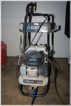 Delta Dt2400cs Pressure Washer With Honda Engine Please Wait Click Image To Enlarge
