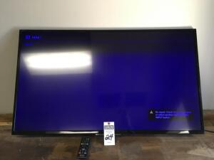 SONY BRAVIA XBR_49X800C 48.5 Viewable Screen LED Smart TV - 4K Ultra HD in Good Working Condition
