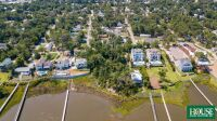 UNDER CONTRACT for PRE AUCTION OFFER - 8412 Sound Drive, Emerald Isle, NC 28594, Spectacular Waterfront Home Site on Bogue Sound with 82 ft. of Shoreline, 4 BR Septic Permit, Unsurpassed Views - 12
