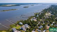 UNDER CONTRACT for PRE AUCTION OFFER - 8412 Sound Drive, Emerald Isle, NC 28594, Spectacular Waterfront Home Site on Bogue Sound with 82 ft. of Shoreline, 4 BR Septic Permit, Unsurpassed Views - 13