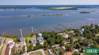 UNDER CONTRACT for PRE AUCTION OFFER - 8412 Sound Drive, Emerald Isle, NC 28594, Spectacular Waterfront Home Site on Bogue Sound with 82 ft. of Shoreline, 4 BR Septic Permit, Unsurpassed Views - 15