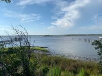 UNDER CONTRACT for PRE AUCTION OFFER - 8412 Sound Drive, Emerald Isle, NC 28594, Spectacular Waterfront Home Site on Bogue Sound with 82 ft. of Shoreline, 4 BR Septic Permit, Unsurpassed Views - 19