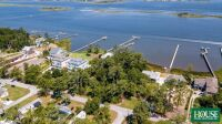 UNDER CONTRACT for PRE AUCTION OFFER - 8412 Sound Drive, Emerald Isle, NC 28594, Spectacular Waterfront Home Site on Bogue Sound with 82 ft. of Shoreline, 4 BR Septic Permit, Unsurpassed Views - 24