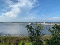 UNDER CONTRACT for PRE AUCTION OFFER - 8412 Sound Drive, Emerald Isle, NC 28594, Spectacular Waterfront Home Site on Bogue Sound with 82 ft. of Shoreline, 4 BR Septic Permit, Unsurpassed Views - 26