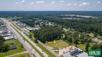 261 US Hwy 70 W., Havelock, NC 28532, 0.46 +/- Acre Prime Commercial Parcel with 82 ft. Hwy Frontage on US Hwy 70, Zoned HC, Water & Sewer, AADT 31,000 - 2