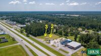 261 US Hwy 70 W., Havelock, NC 28532, 0.46 +/- Acre Prime Commercial Parcel with 82 ft. Hwy Frontage on US Hwy 70, Zoned HC, Water & Sewer, AADT 31,000 - 4