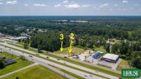 261 US Hwy 70 W., Havelock, NC 28532, 0.46 +/- Acre Prime Commercial Parcel with 82 ft. Hwy Frontage on US Hwy 70, Zoned HC, Water & Sewer, AADT 31,000 - 9
