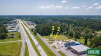 261 US Hwy 70 W., Havelock, NC 28532, 0.46 +/- Acre Prime Commercial Parcel with 82 ft. Hwy Frontage on US Hwy 70, Zoned HC, Water & Sewer, AADT 31,000 - 10