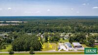 261 US Hwy 70 W., Havelock, NC 28532, 0.46 +/- Acre Prime Commercial Parcel with 82 ft. Hwy Frontage on US Hwy 70, Zoned HC, Water & Sewer, AADT 31,000 - 13