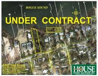 UNDER CONTRACT for PRE AUCTION OFFER - 8412 Sound Drive, Emerald Isle, NC 28594, Spectacular Waterfront Home Site on Bogue Sound with 82 ft. of Shoreline, 4 BR Septic Permit, Unsurpassed Views - 3