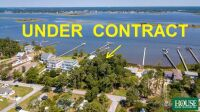 UNDER CONTRACT for PRE AUCTION OFFER - 8412 Sound Drive, Emerald Isle, NC 28594, Spectacular Waterfront Home Site on Bogue Sound with 82 ft. of Shoreline, 4 BR Septic Permit, Unsurpassed Views - 5