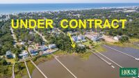 UNDER CONTRACT for PRE AUCTION OFFER - 8412 Sound Drive, Emerald Isle, NC 28594, Spectacular Waterfront Home Site on Bogue Sound with 82 ft. of Shoreline, 4 BR Septic Permit, Unsurpassed Views - 6