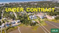 UNDER CONTRACT for PRE AUCTION OFFER - 8412 Sound Drive, Emerald Isle, NC 28594, Spectacular Waterfront Home Site on Bogue Sound with 82 ft. of Shoreline, 4 BR Septic Permit, Unsurpassed Views - 9