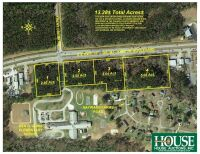 4365 US Hwy 17 S, New Bern, NC 28562, Prime 2.66 +/- Acres, Corner Commercial Parcel, 294 +/- ft. Frontage on US Hwy 17 S, Zoned C-3 with Water & Sewer - 2