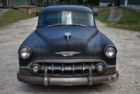 1953 CHEVROLET  BELAIR 4 door Sedan, All Original - original 6 cylinder & 3 speed on column, 61,948 miles showing, starts & runs good, VIN: C53S163102 - 9
