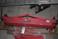 MACHINERY Metal Brake - Harbor Freight sheet metal hand brake w/ metal stand - used very little. PLEASE VIEW ALL PHOTOS - 4