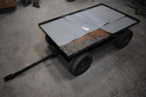 4 wheel Insulation Cart, also good Utility Cart. PLEASE VIEW ALL PHOTOS