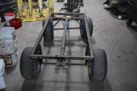 Large 4 wheel Insulation Cart, also good Utility Cart. PLEASE VIEW ALL PHOTOS - 4