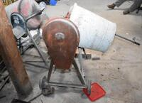 Two Cement Mixers - one working, other for parts. PLEASE VIEW ALL PHOTOS - 4