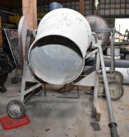 Two Cement Mixers - one working, other for parts. PLEASE VIEW ALL PHOTOS - 5