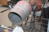 Two Cement Mixers - one working, other for parts. PLEASE VIEW ALL PHOTOS - 7