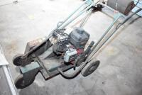 REEVES Roof Cutter-gas powered - working order but needs tune up. PLEASE VIEW ALL PHOTOS - 5