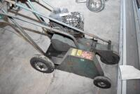 REEVES Roof Cutter-gas powered - working order but needs tune up. PLEASE VIEW ALL PHOTOS - 6