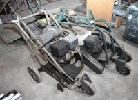 2 Roof Cutters - need repair or use for parts. PLEASE VIEW ALL PHOTOS