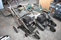 2 Roof Cutters - need repair or use for parts. PLEASE VIEW ALL PHOTOS - 2