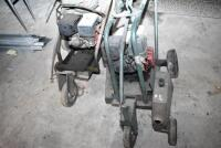 2 Roof Cutters - need repair or use for parts. PLEASE VIEW ALL PHOTOS - 3