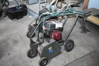 2 Roof Cutters - need repair or use for parts. PLEASE VIEW ALL PHOTOS - 4