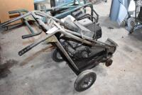2 Roof Cutters - need repair or use for parts. PLEASE VIEW ALL PHOTOS - 7