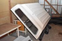 "Fiberglass Camper Top, late 70's & early 80's CHEV. ""square body"". PLEASE VIEW ALL PHOTOS - 2"